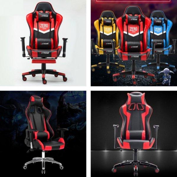 Стильное кресло геймера от RUSSIA ONLINE (в ассотименте)
