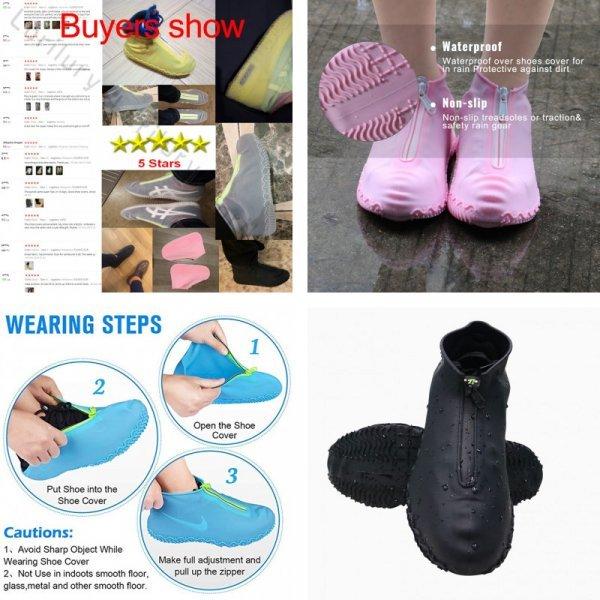 Многоразовые бахилы для обуви Lorilury