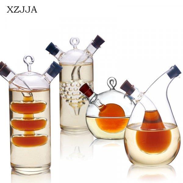 Бутылка для жидких специй и соусов от XZJJA (4 вида)