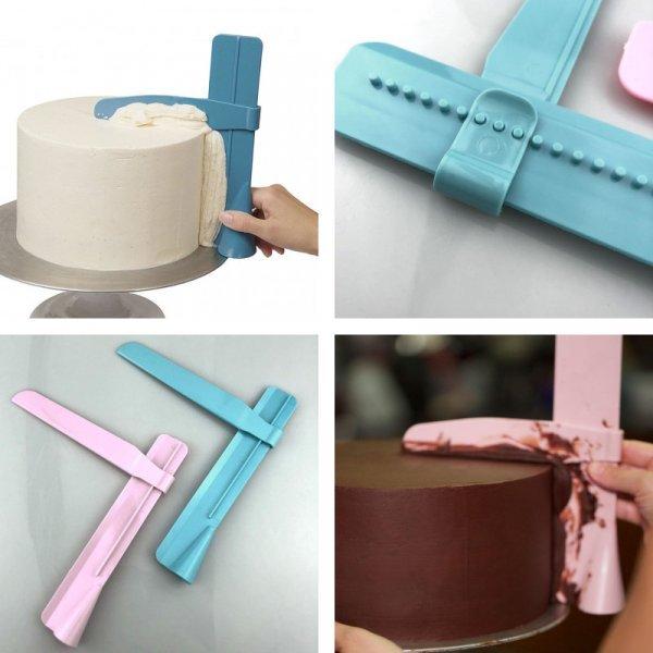 Регулируемая лопаточка для торта от WAASOSCON