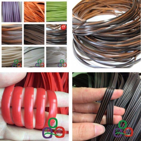 Искусственный ротанг для плетения (11 цветов)