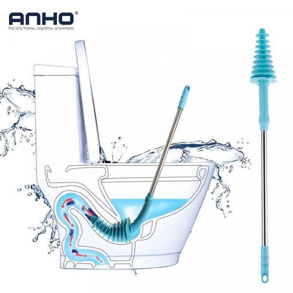 Щетка для прочистки унитаза ANHO
