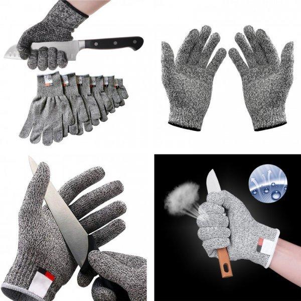 Садовые перчатки, защищающие от порезов