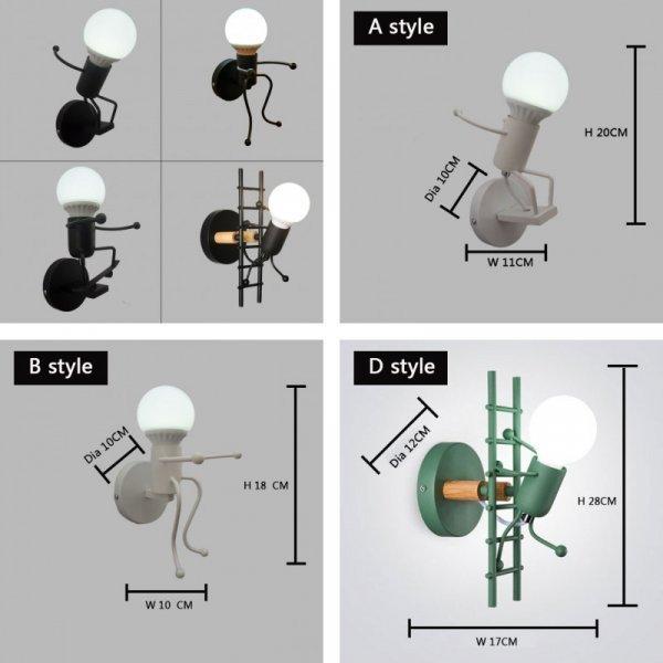 Забавные светильники