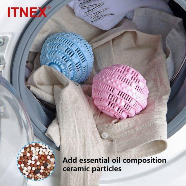 Моющие шарики для экономии чистящего средства от  ITNEX