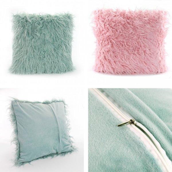 Гламурная наволочка на подушку в гостиную или спальню (7 расцветок, 45*45 см)