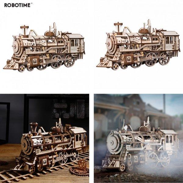 Заводной локомотив
