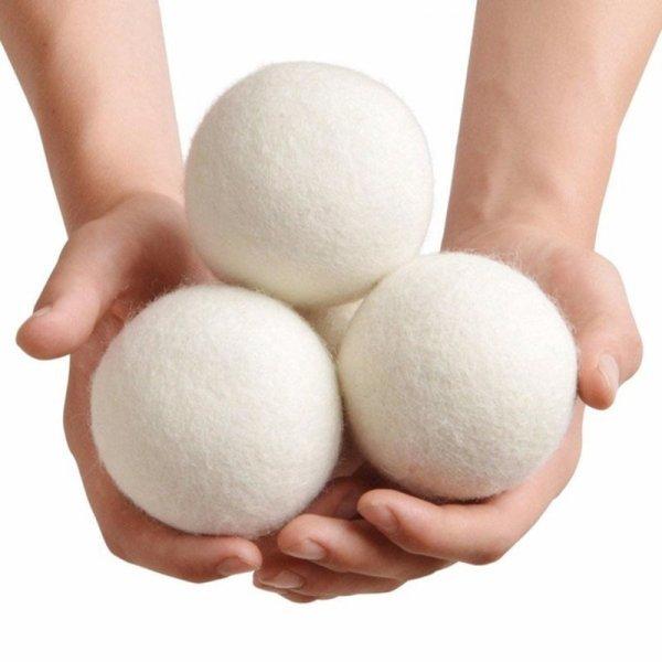 Набор шариков для взбивания в стиральную машину (6 шт)