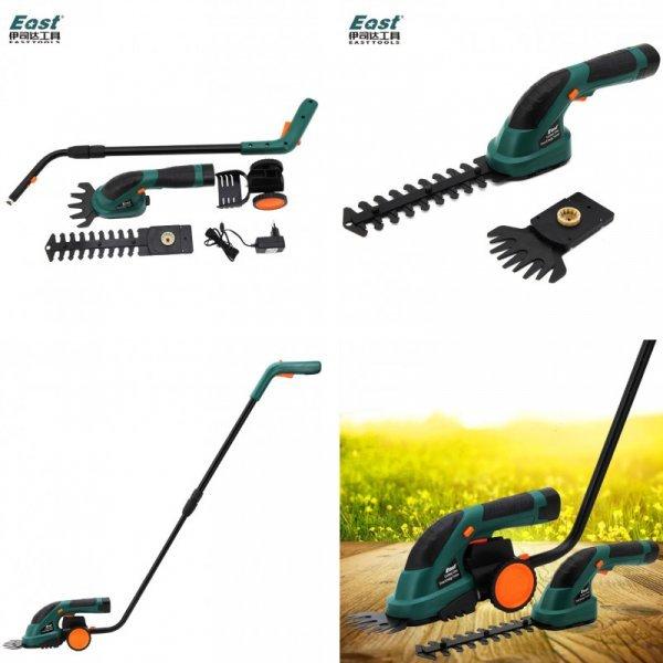 Набор для работы с газонной травой и кроной кустов ET1502