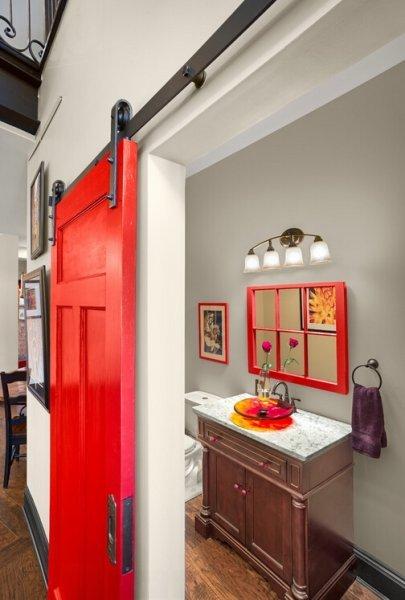 Система для подвесных раздвижных дверей от DIYHD (4 размера)