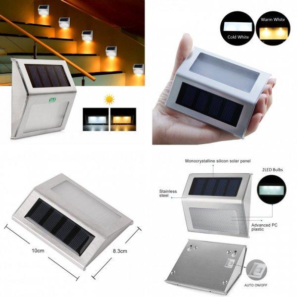 Светодиодный светильник для лестниц YWXlight 3 В (IP55, 10*8.3 см)