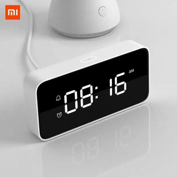 Умный будильник-часы с голосовым управлением  XIAOMI
