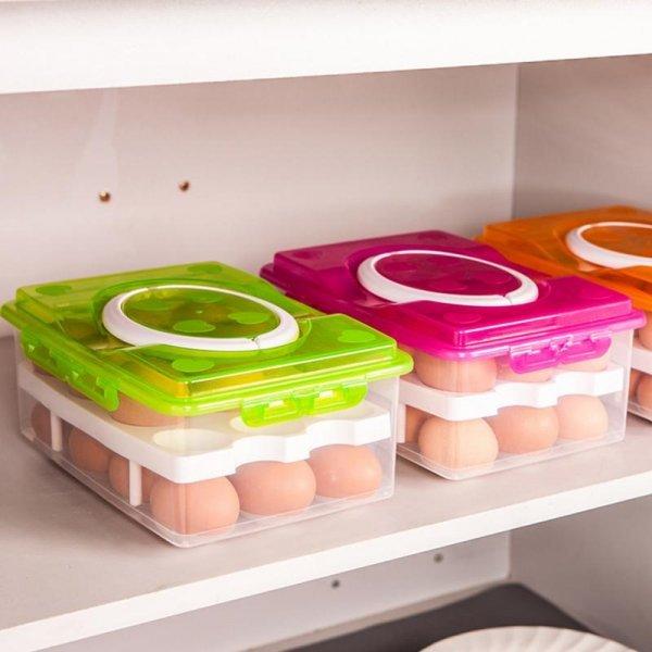 Контейнер для яиц в 2 уровня HOUSEEN