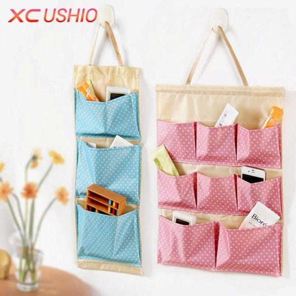 Подвесной карман для мелочей  XC USHIO (5 размеров, 5 цветов)