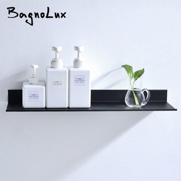 Стильная полочка в ванную Bagnolux (4 размера)