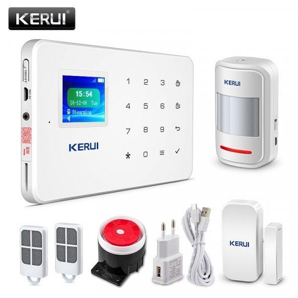 Охранная GSM сигнализация от KERUI