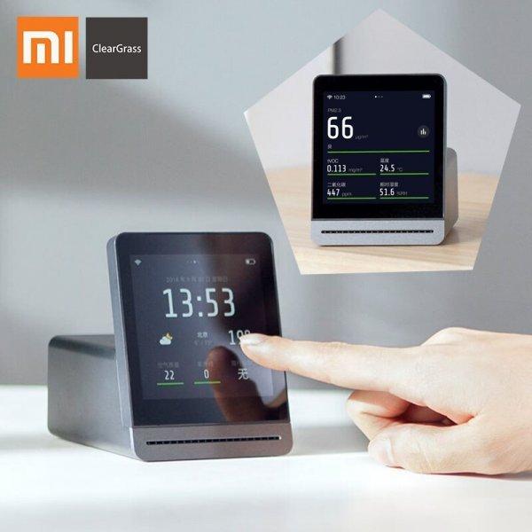 Анализатор воздуха Xiaomi Mijia ClearGrass Air monitor (2 цвета)