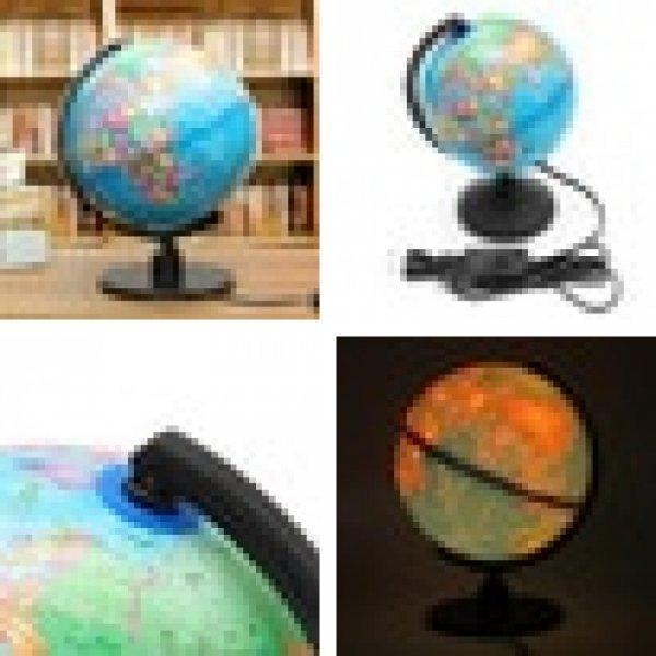 Светодиодный глобус от KICUTE