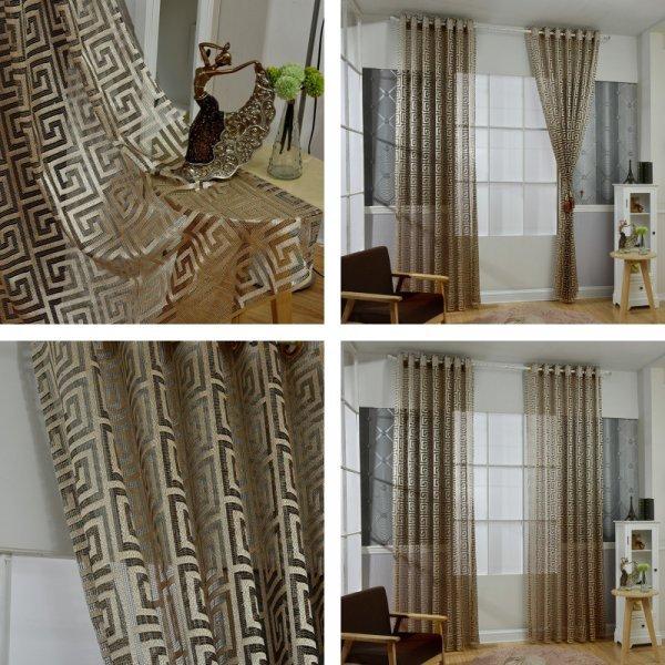 Великолепные шторы в гостиную Super Household (11 размеров)