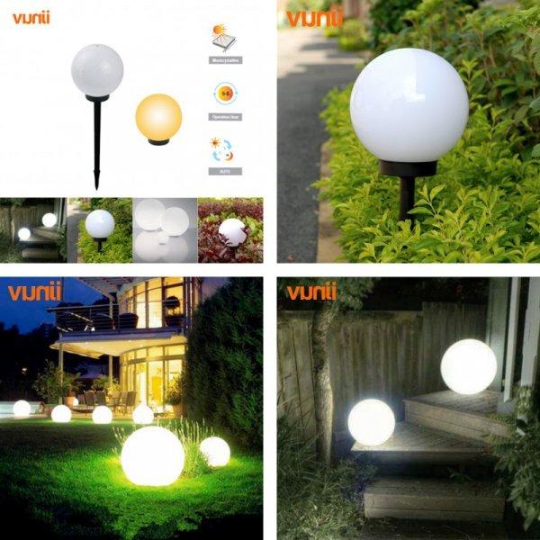 Садовый светильник Vunji