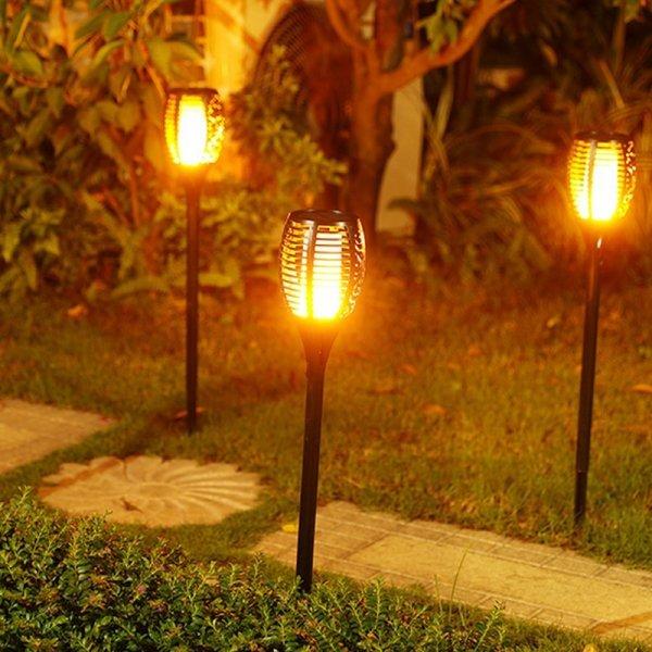 Садовый LED факел TRANSCTEGO 6В