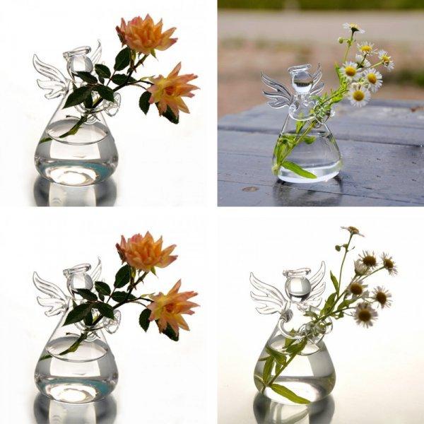 Невероятная ваза Ангел Vivarra (стекло)
