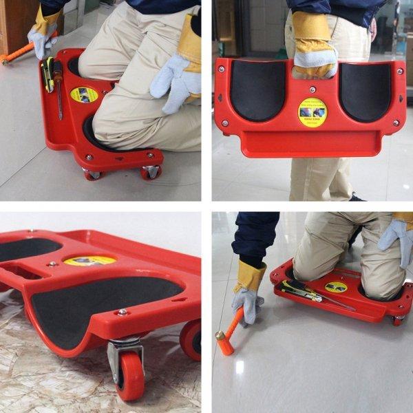 Платформа на колесиках для защиты коленей