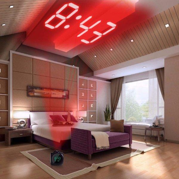 Цифровой будильник-проектор XNCH