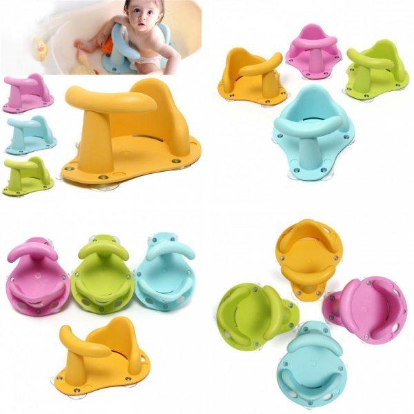 Детский стульчик в ванну  MUNCHKIN (4 цвета)