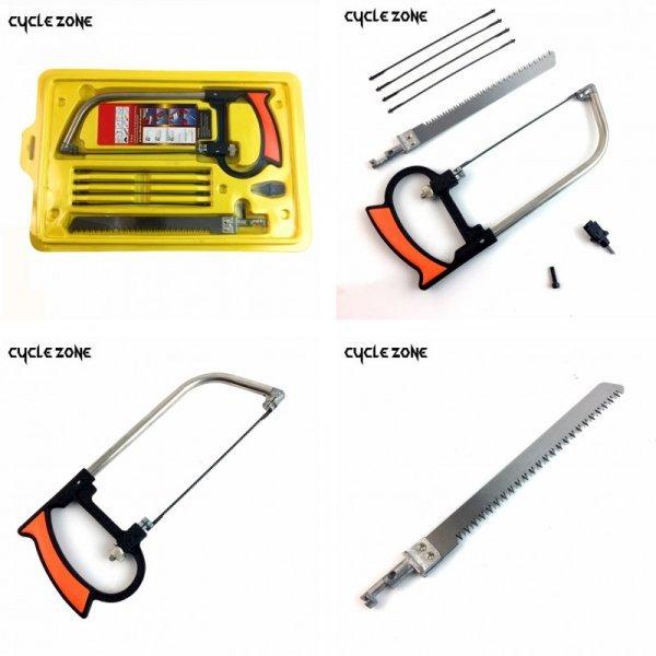 Многофункциональная ножовка в наборе  Сycle zone (8 в 1)