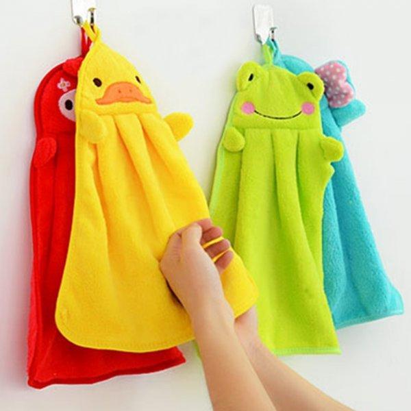 Яркие полотенца от FEIQIONG (5 видов)