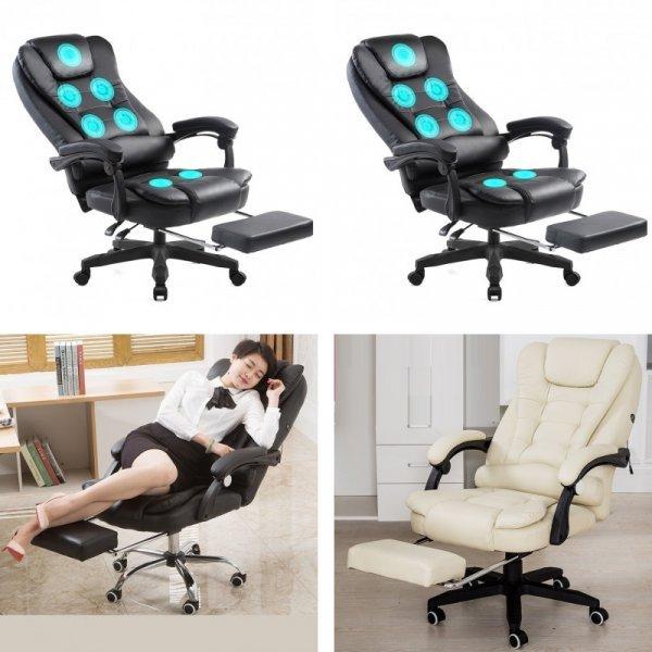 Кресло с массажным эффектом от ECMARVELLOUS (в ассортименте)
