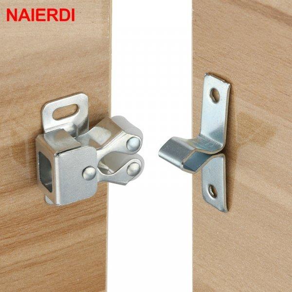 Фиксаторы для дверцы от NAIERDI (2 шт, 4 цвета)