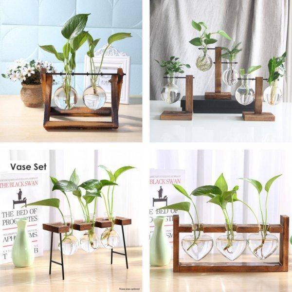 Гидропонная система для выращивания цветов