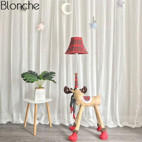 Забавный торшер для детской Blonche (7 видов)