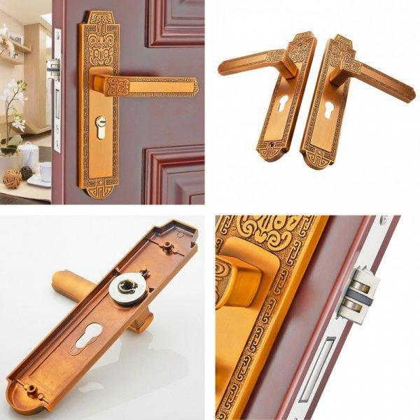 Ультралегкие дверные ручки с оригинальным дизайном UWSL