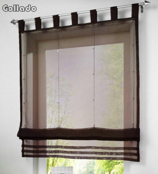Стильные однотонные шторы от GOLLADO (11 цветов, 9 размеров)