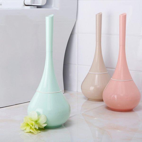 Ершик в пластиковом держателе от DINIWELL (5 цветов)