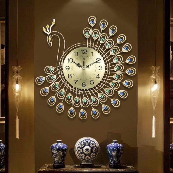 Настенные часы Павлин от DECORATION HOUSE