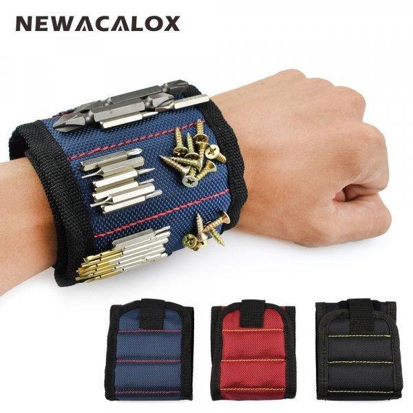 Полиэстровый магнитный браслет от NEWACALOX