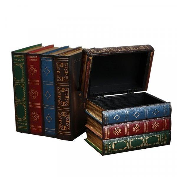 Деревянный ящичек в виде книг от IAMPRETTY (в ассортименте)