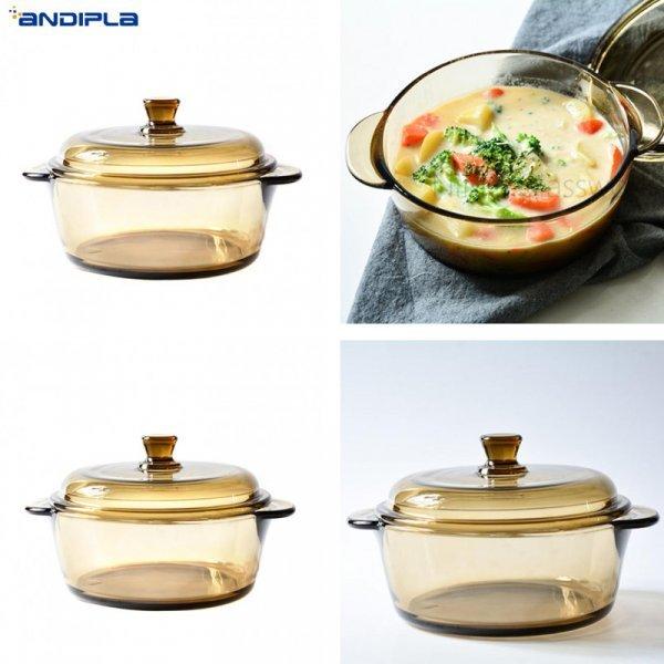 Посуда для микроволновой печи Andipla (7 видов)