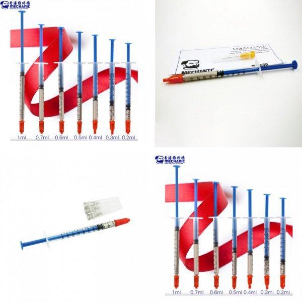 Токопроводящий клей от WELSOLO (6 размеров)