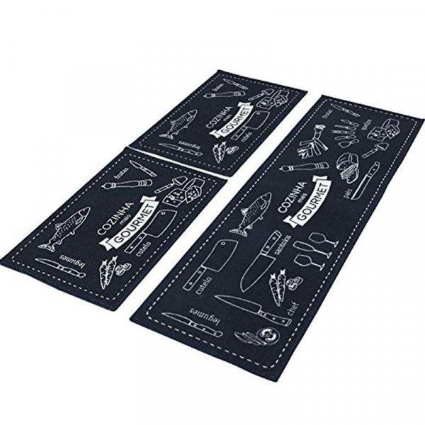 Нескользящий кухонный коврик от ENJELWANG (в ассортименте)