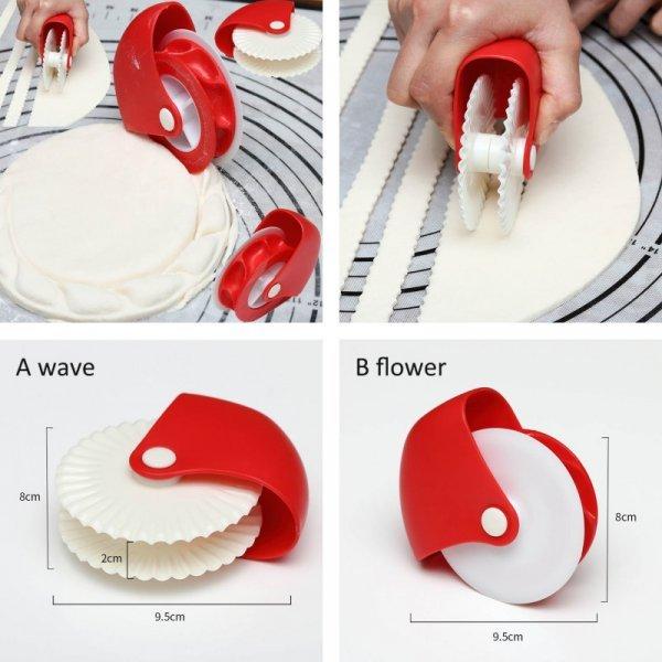 Ролик для оформления пирогов