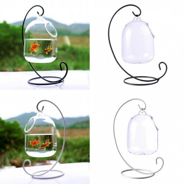 Подвесной стеклянный аквариум от PETFORU