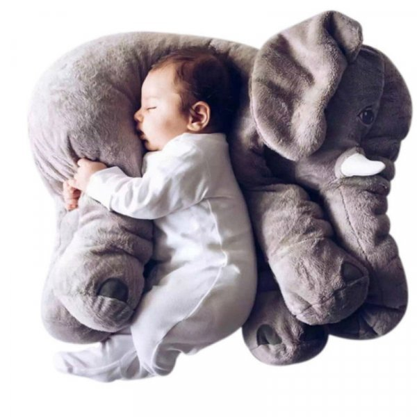 Слоник подушка от BOOKFONG (5 цветов, 2 размера)