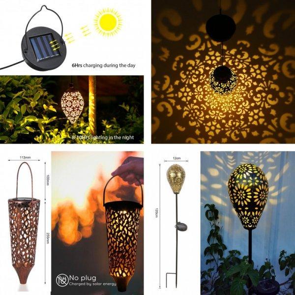 Подвесной фонарик от TOMSHINE