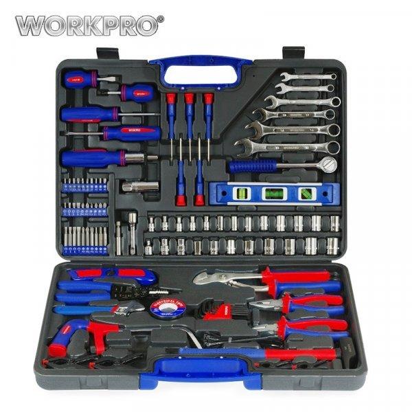 Шикарный набор ручного инструмента WORKPRO (139 в 1)
