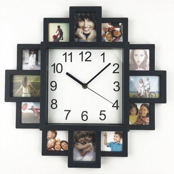 Часы Timelike - настоящие хранители семейных традиций (2 в 1, 40*40*4.5 см)